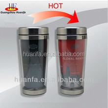 New Products Stainless steel double wall thermal color changing travel mugs with photo insert