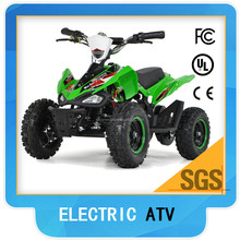 2015 new designed mini electric quad green color(TBQ01)