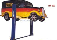 American brand Liberty 4 T two post single cylinder hydraulic garage car lift