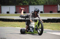 EPA EEC DOTNew Cool Fashion Drift Trike Tricycle Off Road Motorized 3 Fat Wheel Motor Tricycle For Fun Entertainment