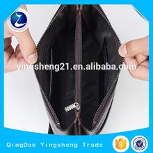 2015 Men's Business Handbag PU Casual Bags Swagger Bag Clutch Bag
