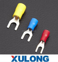 SV5.5-5 insulated Spade Terminal with certification XULONG high quality