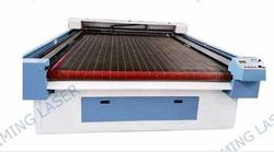 TMJG-1630 Garment Fabric or Textile Laser Cutting Machine with Conveyor Table cnc Laser Cutting Machine