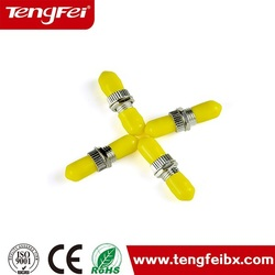 More standard fiber optic optical adaptor /fiber coupler /adapter sales good