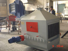 Bag Positioner and Cleaner Conveyor