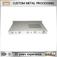 China Manufactured making sheet metal box