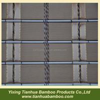 PVC bamboo rolls blind