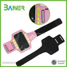 Factory Made Led Armband Neoprene Sport Armband