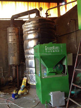 Economic wood pellet machine,biomass gasifier stove from china machine manufacturer