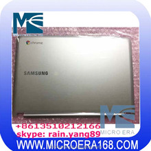 Original New for Samsung Chromebook XE303C12 Laptop Silver Lcd Back Cover BA75-04169A