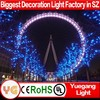 Shenzhen Factory Decoration Light Christmas LED Copper Wire String Lights