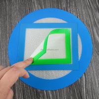 Food-grade kitchen silicone hot pot mat non-stick heat-resistant mats wholesale silicone baking mat
