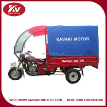Fashion popular Guangzhou factory KAVAKI tricycle cargo&passenger tricycle