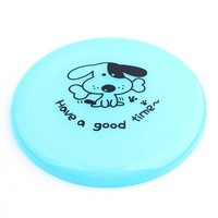 Newest Soft plastic Pet flying disc toy,dog running toy