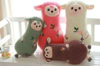 Cute and lovely plush stuffed sheep new style plush lamb/goat