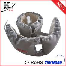 Camisa de aislamiento para tuberías