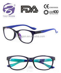 Most popular and colorful PC optical frames injection eyewear in stock made in China