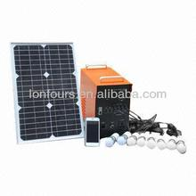 200watt to 300 watt solar powered ups 220v with 55AH battery,100W soalr panel