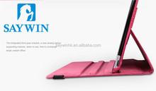 360 Rotating PU crocodile flip case for iPad air 2
