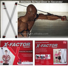 DOOR GYM FITNESS X-FACTOR RESISTANCE BAND HOME FITNESS TRAINER