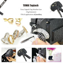 Industrial tagging gun ,TOWA Tagtach Jewelry Tools