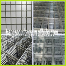 factory supply galvanized welded wire mesh panel, welded wire mesh panel, welded wire mesh