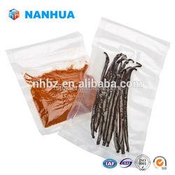 Sterilized Processing PA/PE embossed vacuum sealer rolls bags
