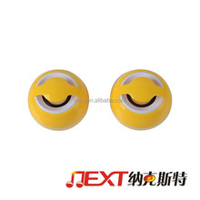 For mobile phone mini speaker with 3.5mm jack output music