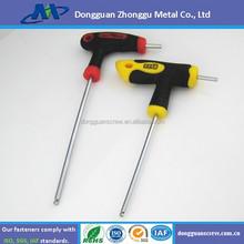 Dynacraft T-Handle 4mm Allen Wrench/Powerdyne 5mm T-Handle Thumb Saver Allen Wrench/ tools screws key types of allen key T type