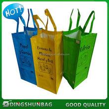 Top quality useful Christmas garbage bag pp