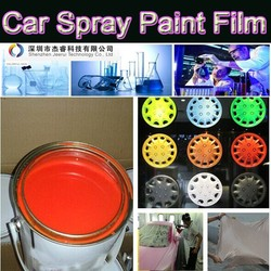 rainbow arcylic liquid rubber coating,waterproof rainbow dip paint,plastic spray dip,400ml/1L/4L