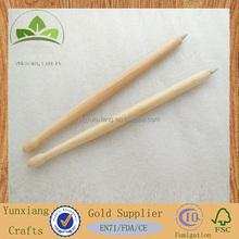 Wooden Gifts drumsticks pen Wooden ballpoint pen