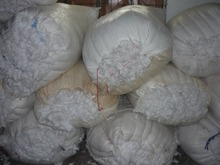 COTTON RAGS AND COTTON YARN