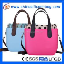 Top Quality Affordable Price Silicone Handbag Ladies