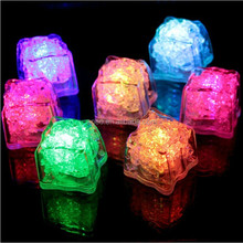 New cooling water activated led lighting ice for party Bar ornaments
