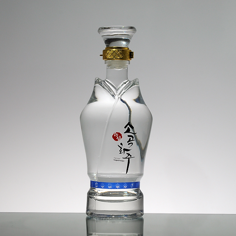 Wholesale Cognac Xo White Hennessy Glass Bottles - Buy White Hennessy ...
