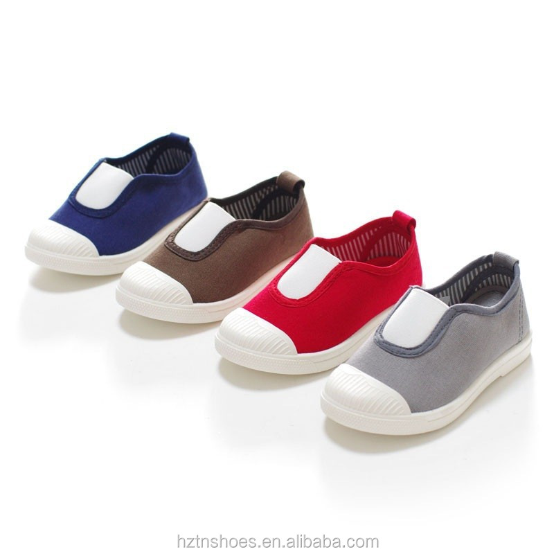wholesale injection shoes for toddlers boyes canvas shoes