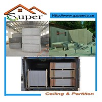 Top Quality Exporting To Africa Fiber Cement Board