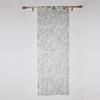 Printed pattern room divider modern kitchen curtains