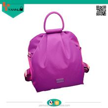 cool products trendy ladies fashion bag backpack nylon for promotion wholesale