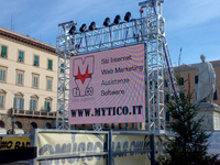 P12 moving track led display outdoor led screen signs commercial advertising led display signs