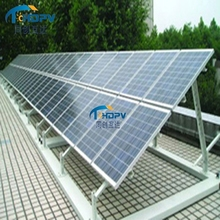Professional solutions Tontruhuda Off grid solar pv mounting system for ground installation