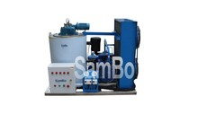 Sambo High Quality slice ice ice-making machine on fishing vessels cheap and convenient