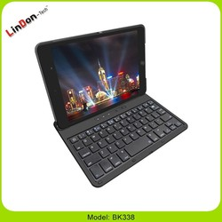 360 Degree Rotate Bluetooth Mini Wireless Keyboard For iPad Mini 3 With Stand Case Cover