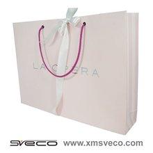 Sweet heart paper bag for shopping