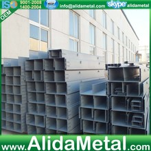 Pre-galvanized steel cable tray trunk for underfloor and concealed systems