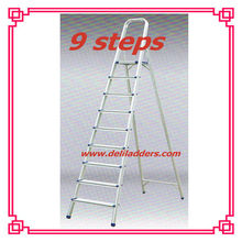 9 step Household Step Ladder, Folding Agility Stairs, Domestic Ladder