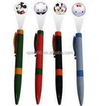 projection promotion pen multi functin led pen