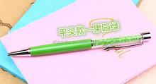 Low price crystal pen rhinestone pen