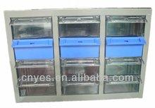plastic parts drawer cabinet